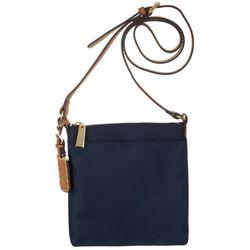 Tommy Hilfiger Julia Solid Nylon Crossbody Handbag