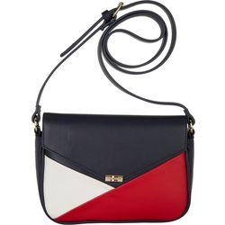 Tommy Hilfiger Tessa Flag Crossbody Handbag
