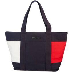 Tommy Hilfiger Flag Tote Handbag