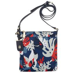 Julia Palms Nylon Crossbody