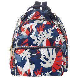 Tommy Hilfiger Julia Palms Nylon Backpack