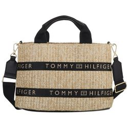 Tommy Hilfiger Caroline Straw Convertible Crossbody
