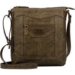B.O.C. Eagle Rock Organizer Crossbody Handbag