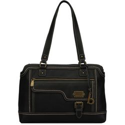 B.O.C. Dakota Flap Satchel Handbag