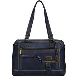 B.O.C. Dakota Flap Satchel Handbag