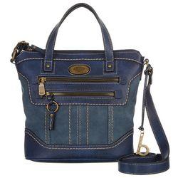 B.O.C. Trampton Solid Crossbody Handbag