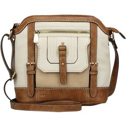 B.O.C. Buckled Crossbody Handbag