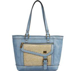 B.O.C. Amherst Mesh Tote Handbag