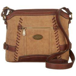 B.O.C. Oakley Whipstitch Crossbody Handbag