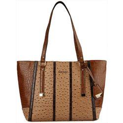 Ellen Tracy Monroe Tote Handbag