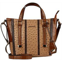 Ellen Tracy Monroe Crossbody Handbag