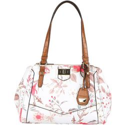 Ellen Tracy Galena Satchel Handbag