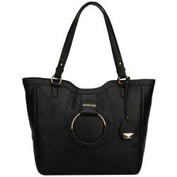 Ellen Tracy Circa Tote Handbag