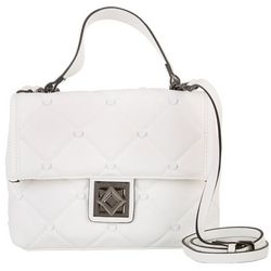 Betsey Johnson Super Puff Quilted Handbag