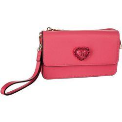 Betsey Johnson Take Me Everywhere Crossbody Handbag