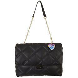 Betsey Johnson XO Ciara Quilted Handbag