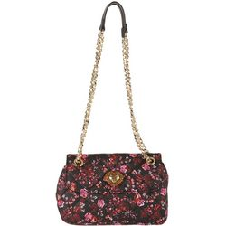 Betsey Johnson Felling Dizzy Quilted Crossbody Handbag