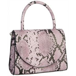 Steve Madden Birch Snakeskin Crossbody Bag