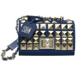 Steve Madden Bastud Studded Crossbody Handbag