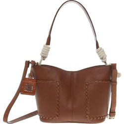 Steve Madden Lasso Rope Bucket Bag