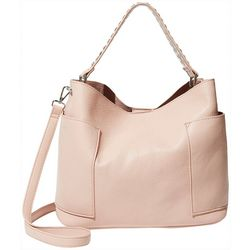 Steve Madden Exterior Pockets Bucket Hobo Bag