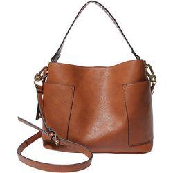 Steve Madden Studded Strap Hobo Bag