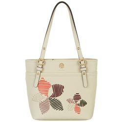 Anne Klein Whipstitch Small Tote Handbag