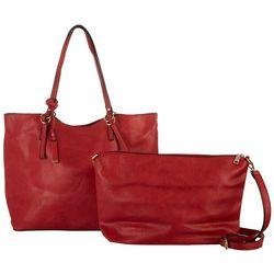 Jen & Co Iris Bag In A Bag Tote Handbag
