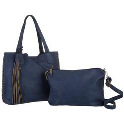 Macy Tassel Bag In A Bag Tote Handbag