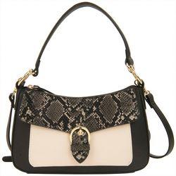 Aviana Colorblock Handbag