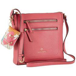 Nanette Lepore Leela Solid Crossbody Handbag