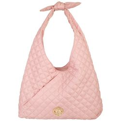 Nanette Lepore Washable Quilted Hobo