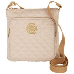 Nanette Lepore Washable Quilted Crossbody