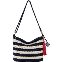 The Sak Classic Casual Crochet Americana 3-in-1 Crossbody