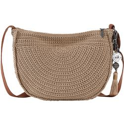 The Sak Ryder Crochet Bamboo Crossbody