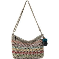The Sak Greenwood Wayfarer Stripe 3-in-1 Crochet Crossbody