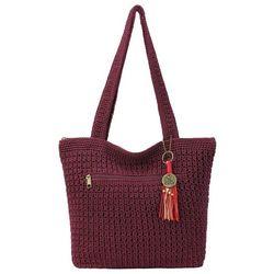 THE SAK Riveria Red Tote Handbag