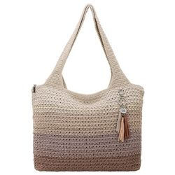 THE SAK Natural Ombre Classic Tote Handbag