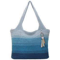 THE SAK Ocean Ombre Casual Classic Tote Handbag