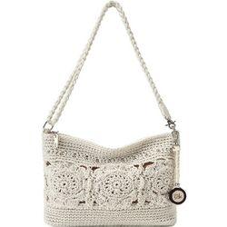 THE SAK 3-in-1 Classic Crochet Demi Crossbody Handbag