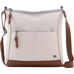 THE SAK Iris Perforated Crossbody Handbag
