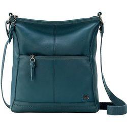 THE SAK Iris Leather Crossbody Handbag