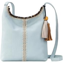 Huntley Leather Accent Crossbody