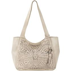 Huntley Leather Tote