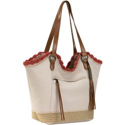 The Sak Sierra Espadrille Leather Shopper