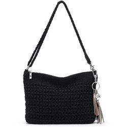 THE SAK 3-in-1 Striped Demi Handbag