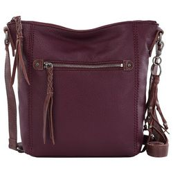 THE SAK Ashland Cabernet Crossbody Handbag