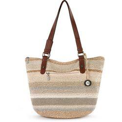 THE SAK Silverwood Shopper Tote Handbag