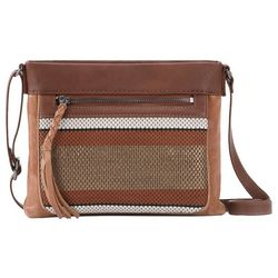 THE SAK Sanibel Bronze Penida Mini Crossbody Handbag