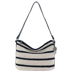 THE SAK Striped Pinecrest Demi Handbag